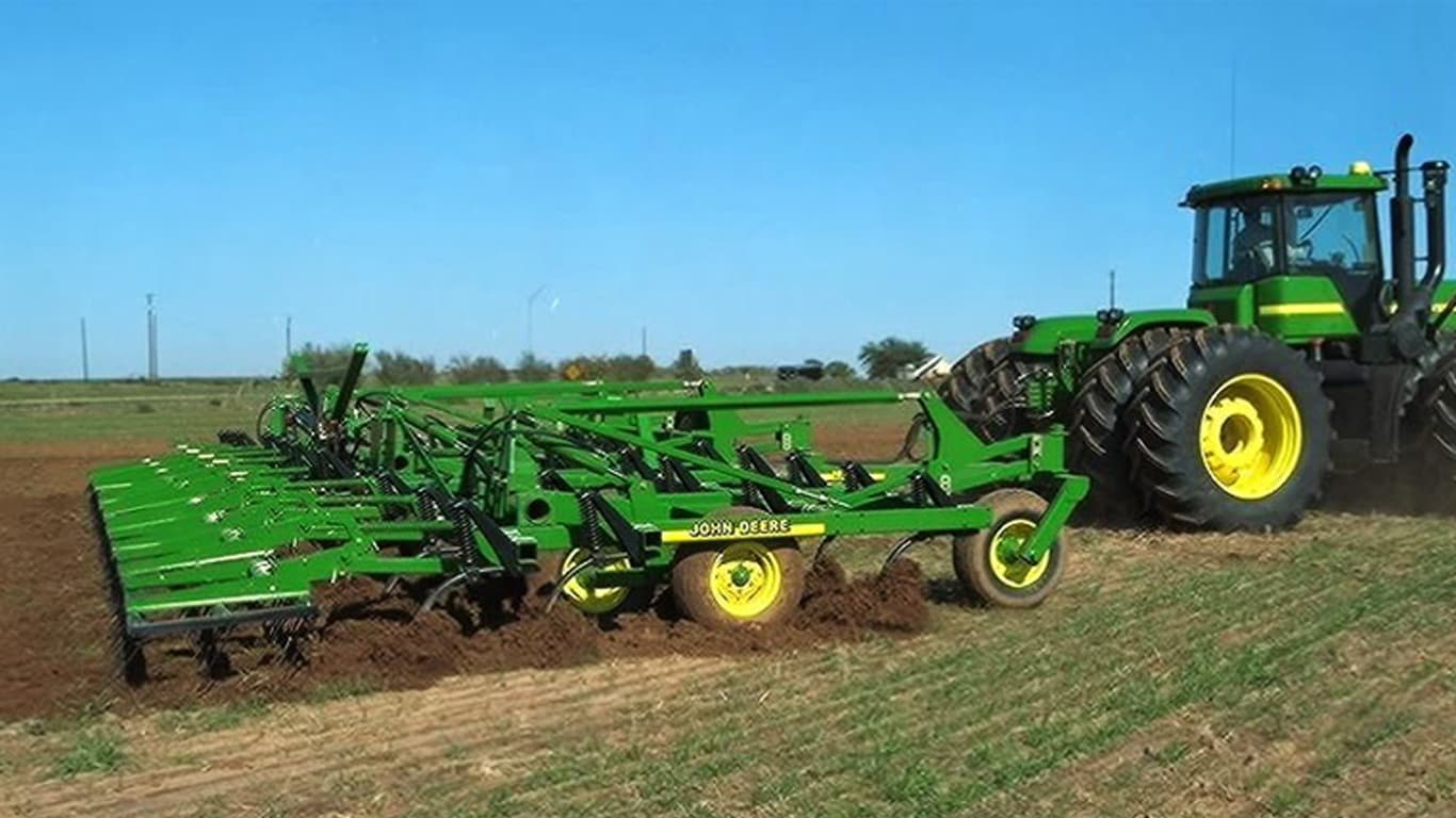 Combination Tillage