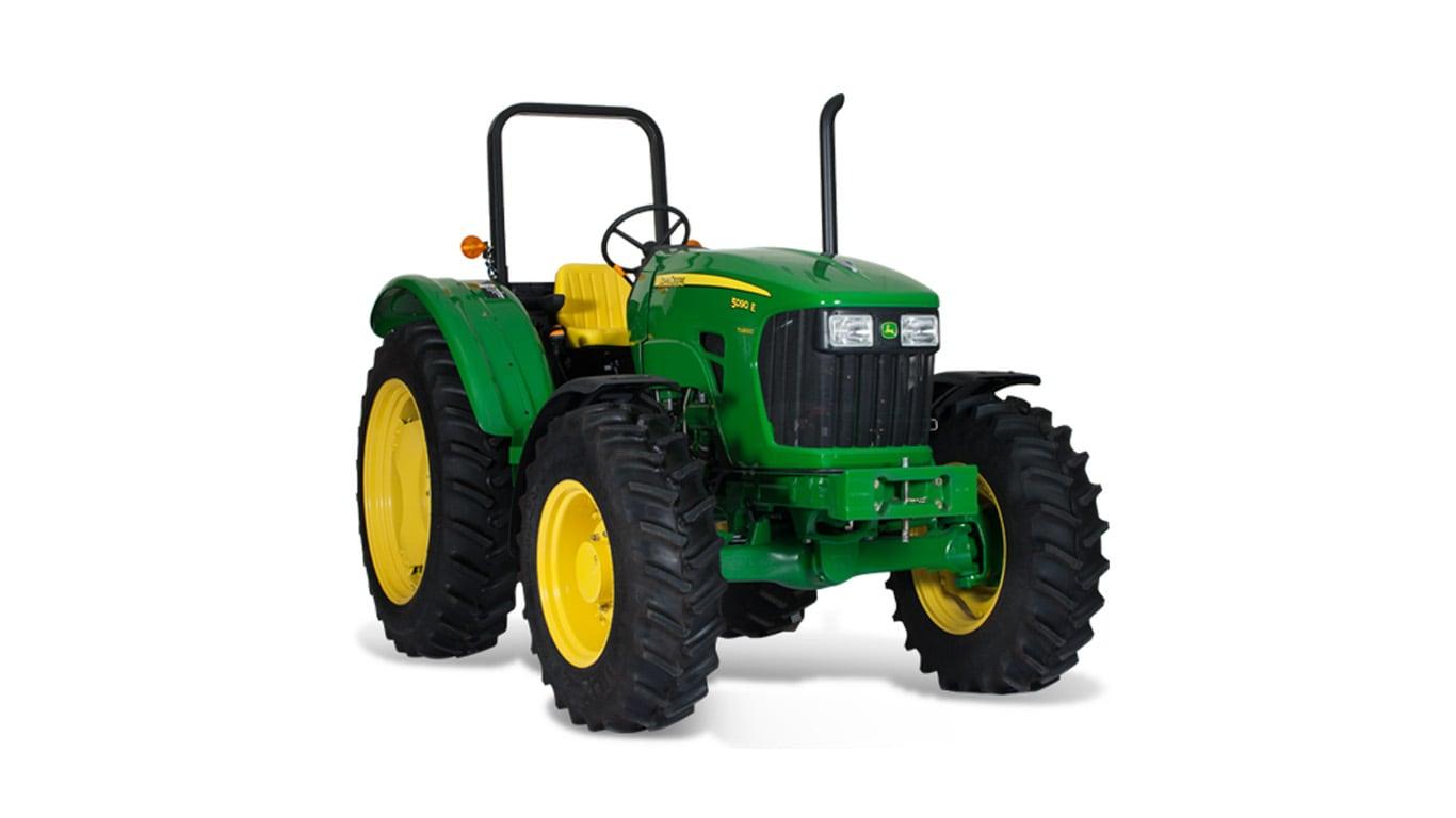 5090E Utility Tractor | 5 Family Utility Tractor | John