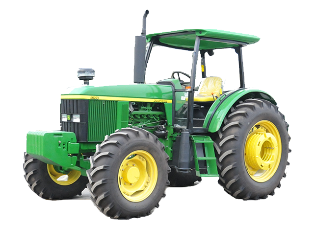 6100D Tractor