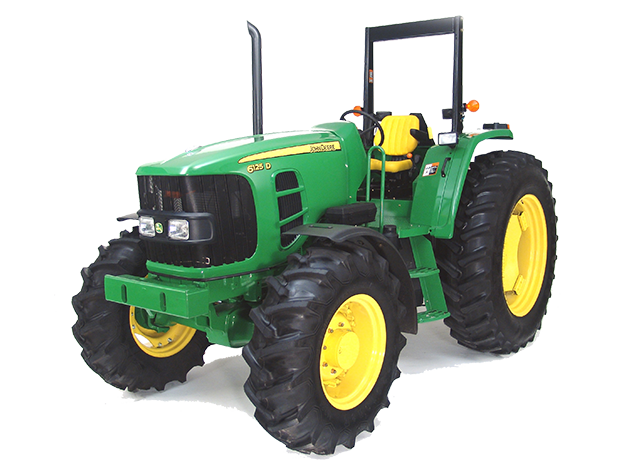 6125M Tractor