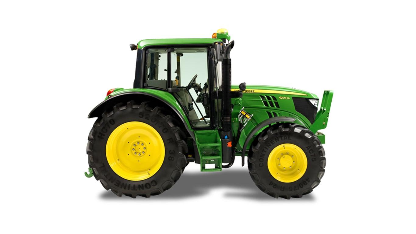 6125m 6 family row crop tractors john deere ssa John Deere 2040 Parts Diagram