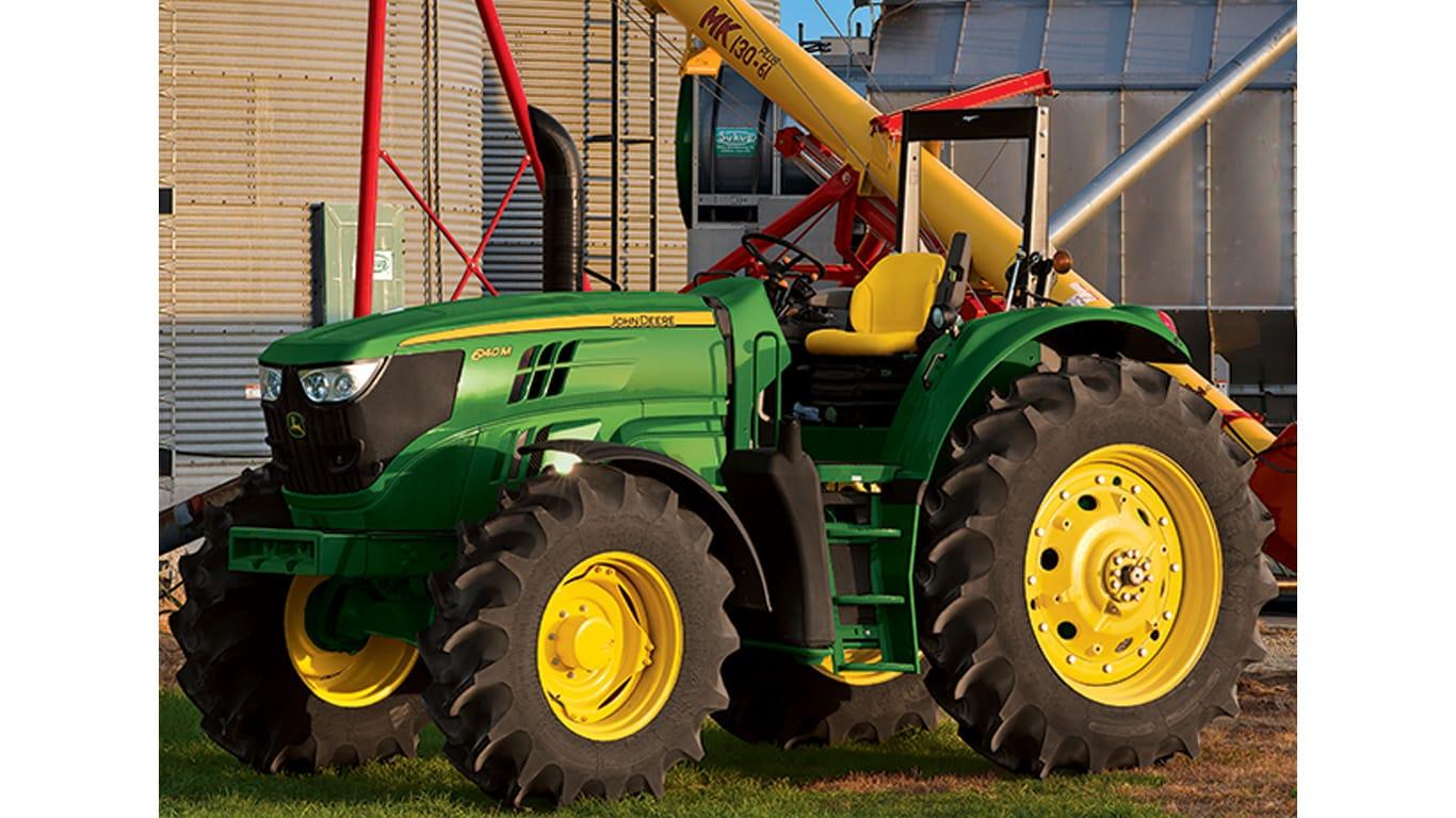 6140M | 6 Family Row Crop Tractors | John Deere SSA