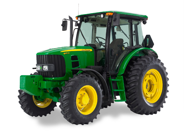 6115D Tractor