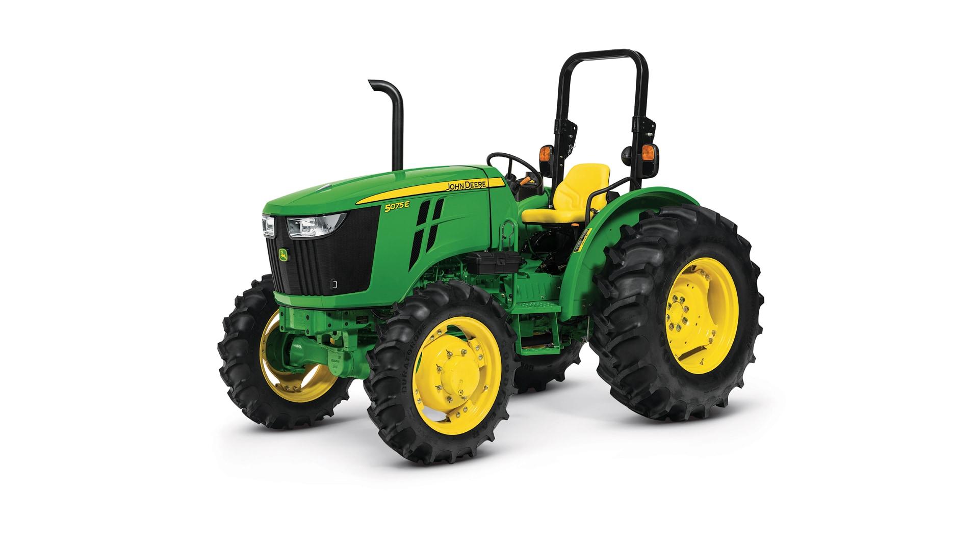 5075E   E Series Tractor   John Deere SSA