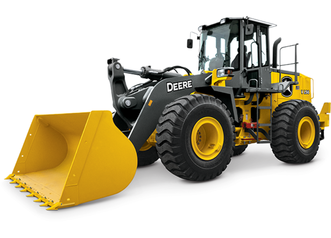 Wheel Loaders. WL56