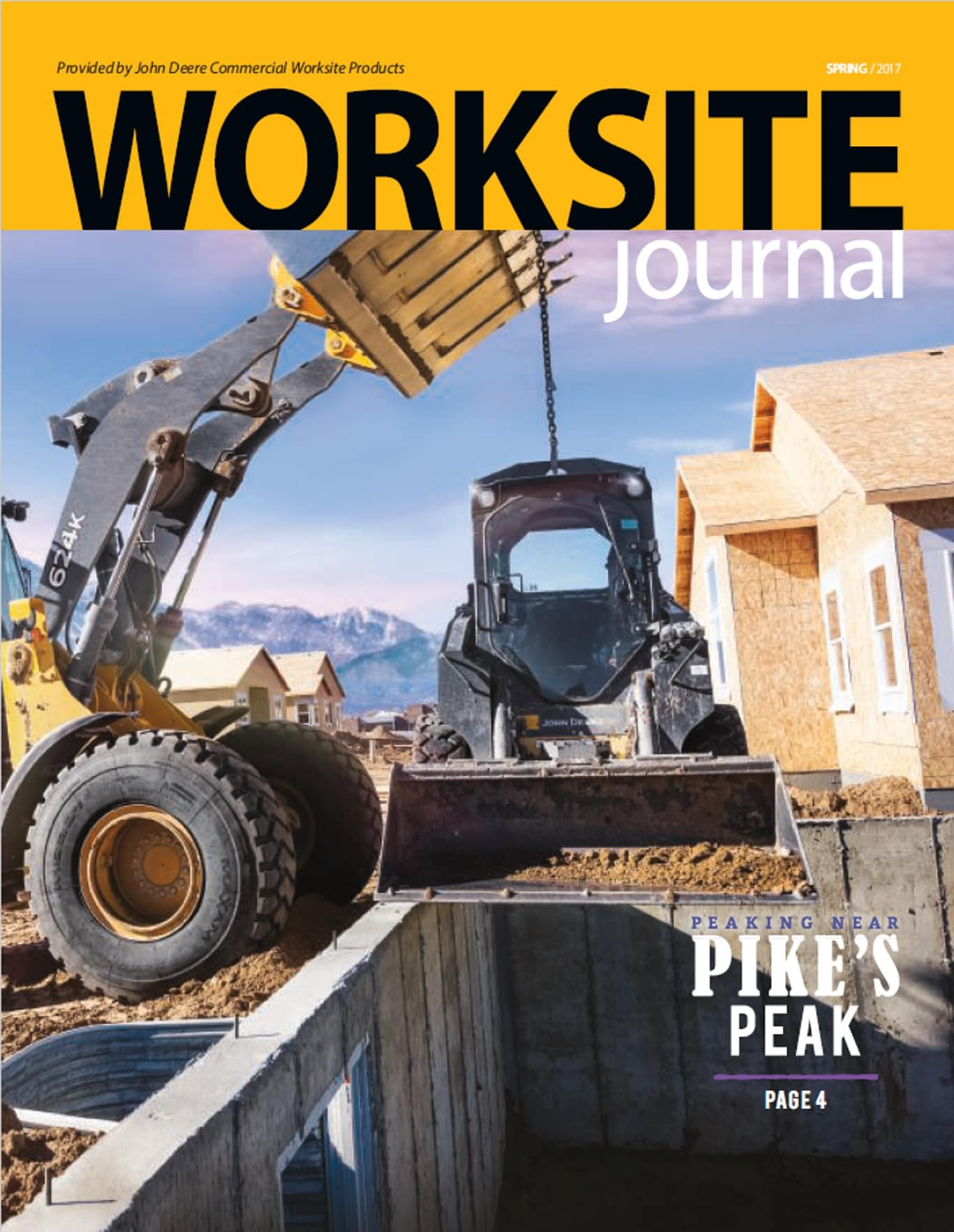 Worksite Journal