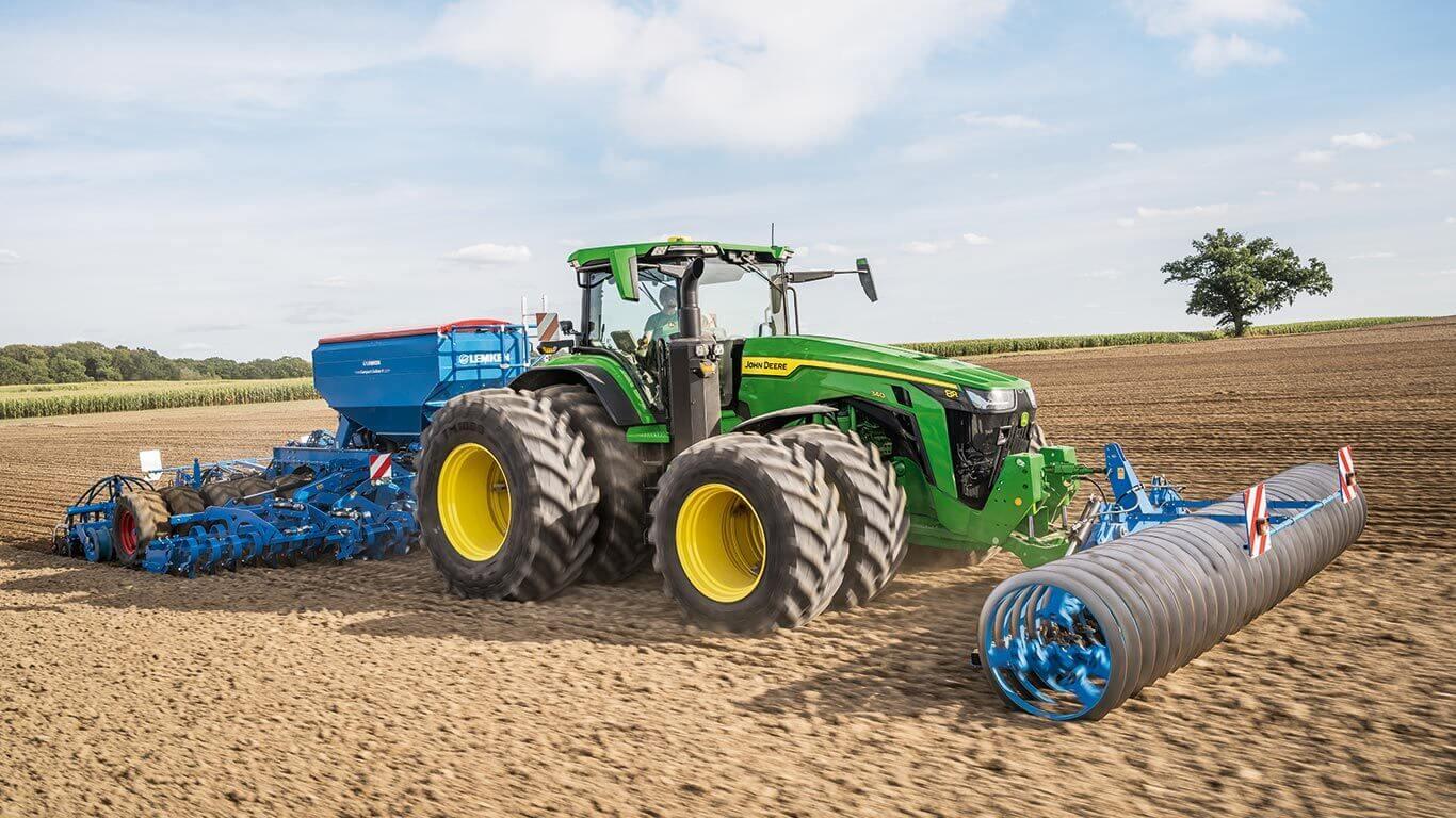 John Deere At Agritechnica 2019