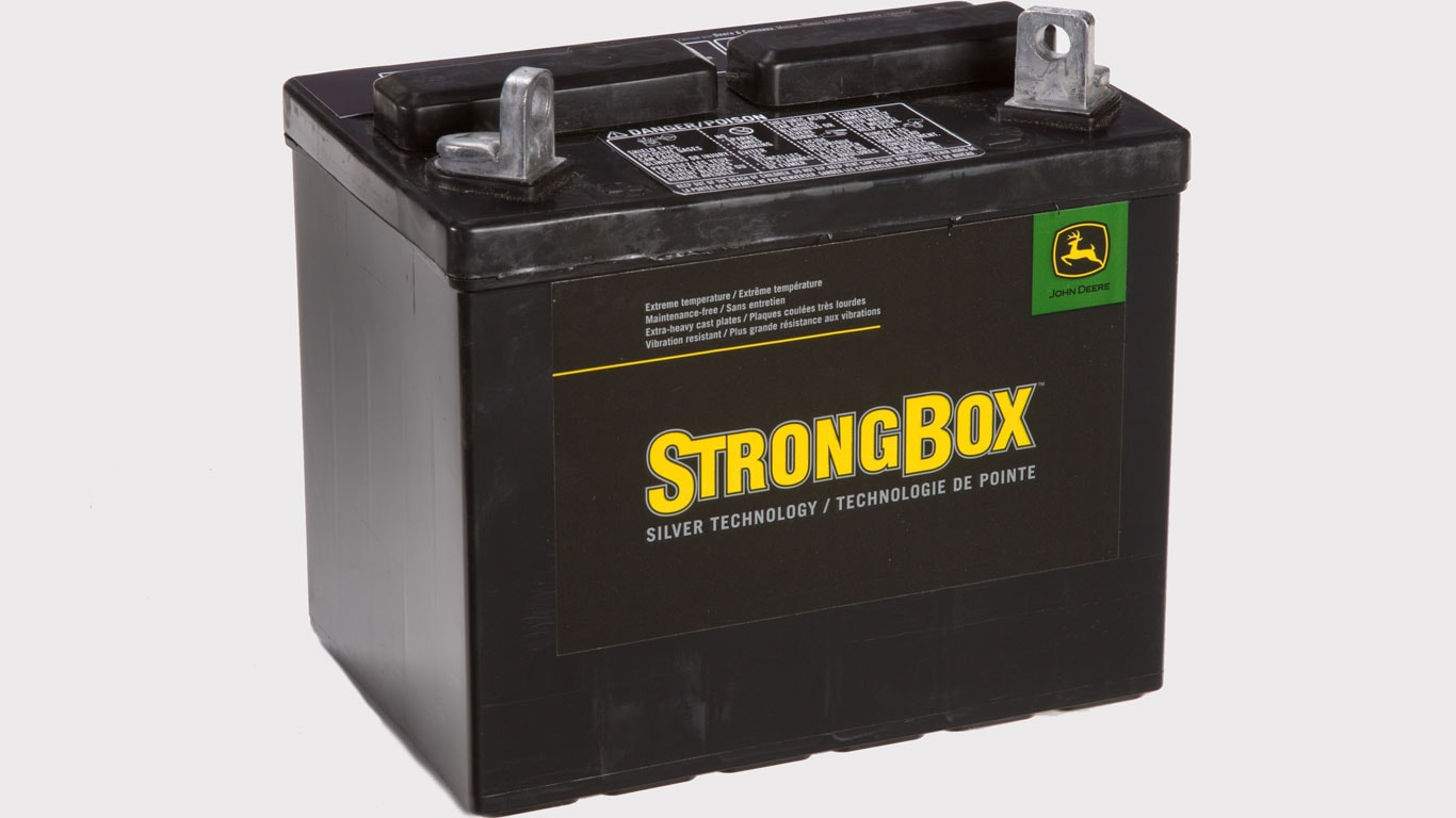 john deere batteries maintenance parts john deere naf. Black Bedroom Furniture Sets. Home Design Ideas