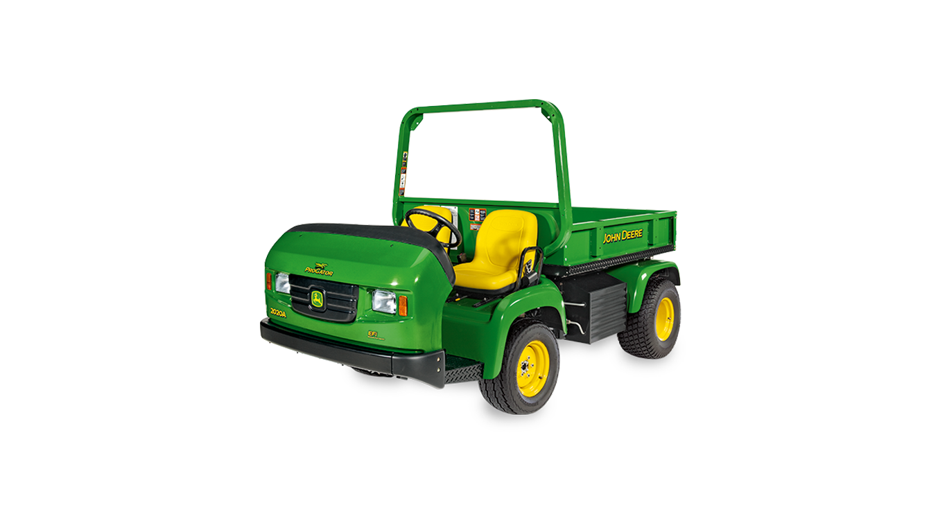 gator turf utility vehicles progator 2030a john deere us. Black Bedroom Furniture Sets. Home Design Ideas