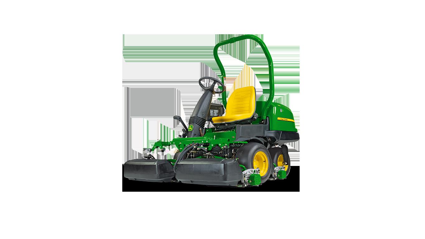 2500e E Cut Hybrid Selriding Greens Mower