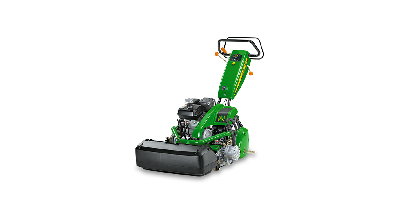 Walk Greens Mowers | 220 E-Cut™ Hybrid | John Deere US on john deere lawn mower engine diagram, john deere riding lawn mower diagram, john deere push mower diagram,