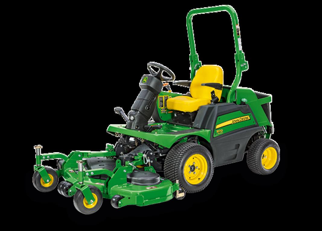 1570TerrainCut™ Front Mower