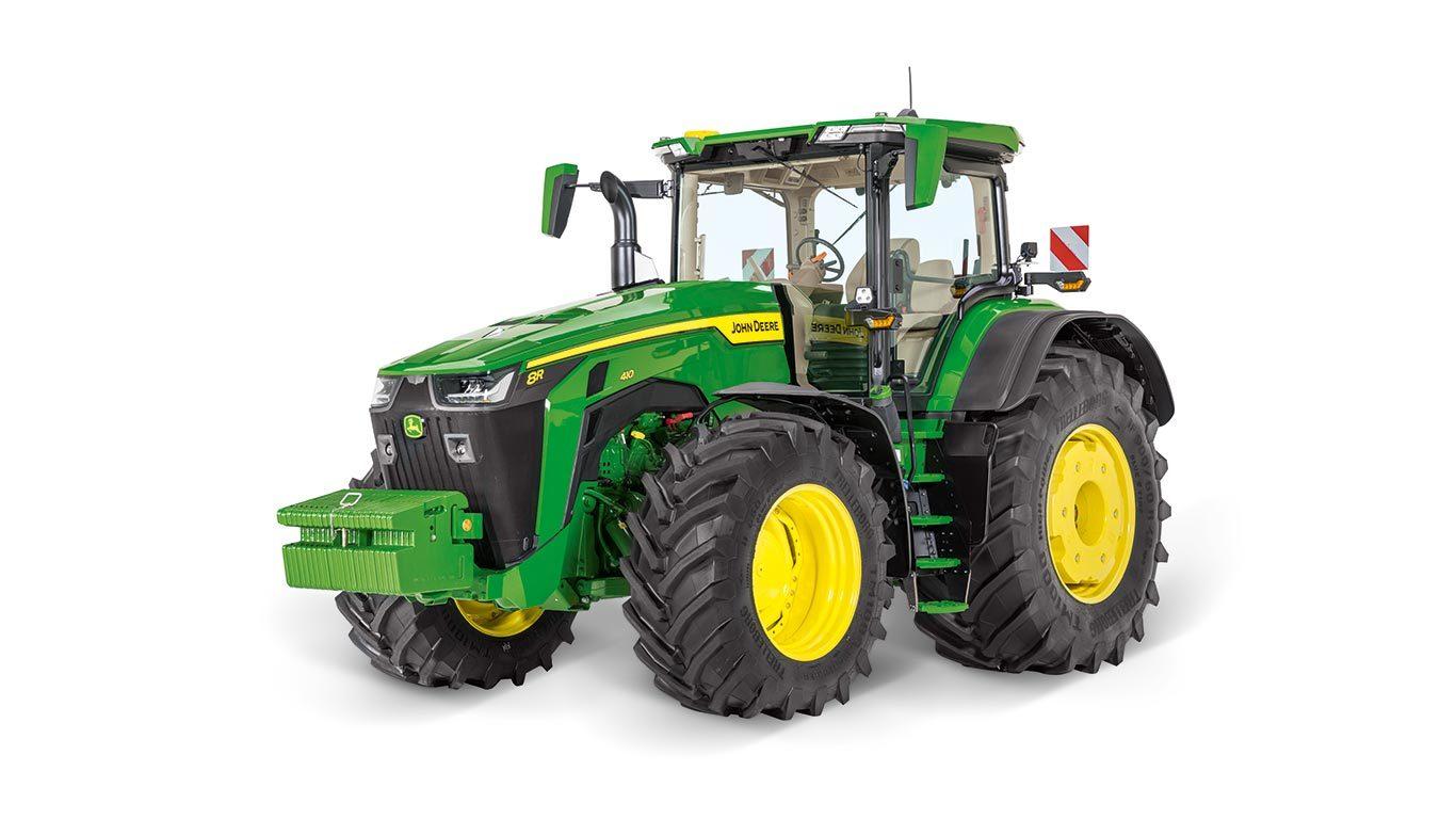 8r 280  large tractors  tractors  john deere