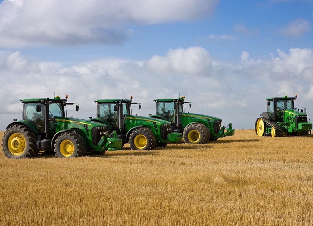 Tractor 8270R | Serie 8R| John Deere LA