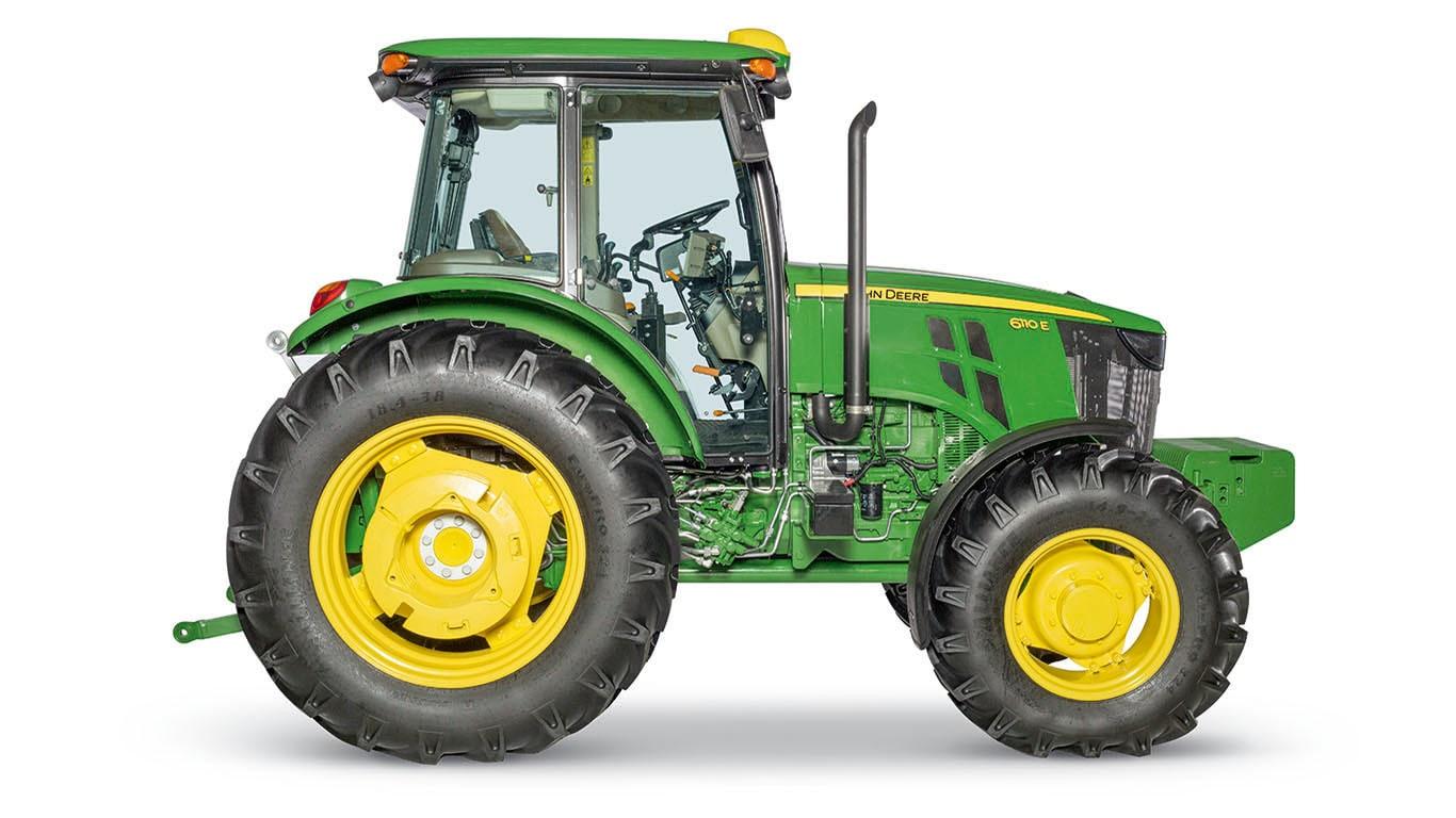 Cable de tracción a dejar de tractor Montaje Universal