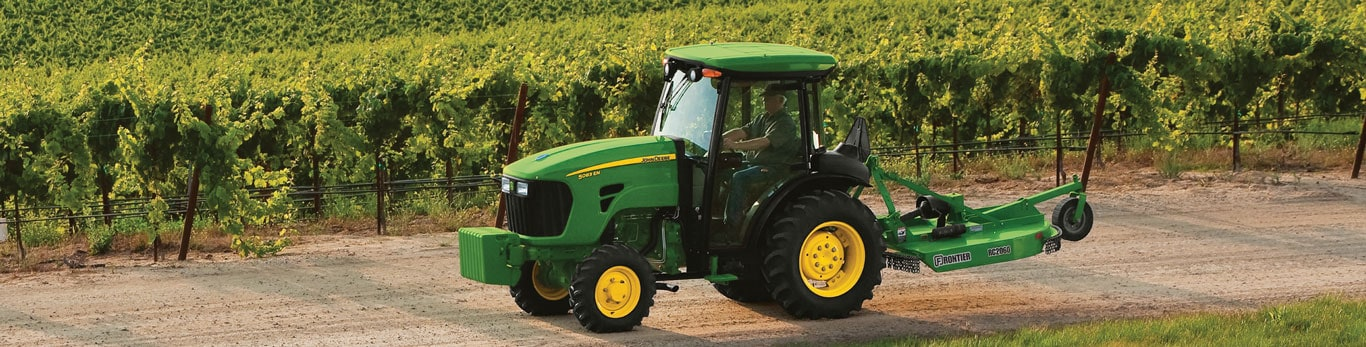Attachments and Implements | Frontier™ Implements | John Deere US