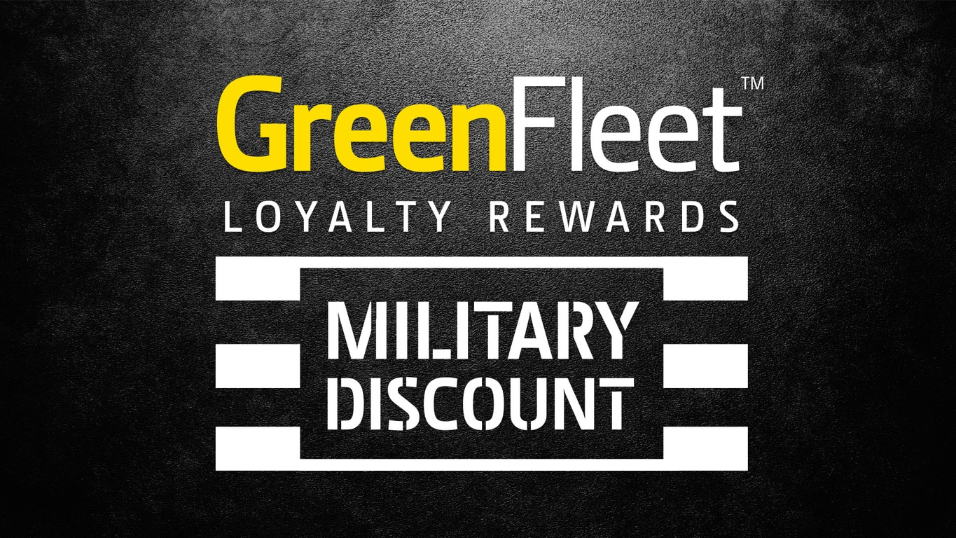 GreenFleet Military Sign Up
