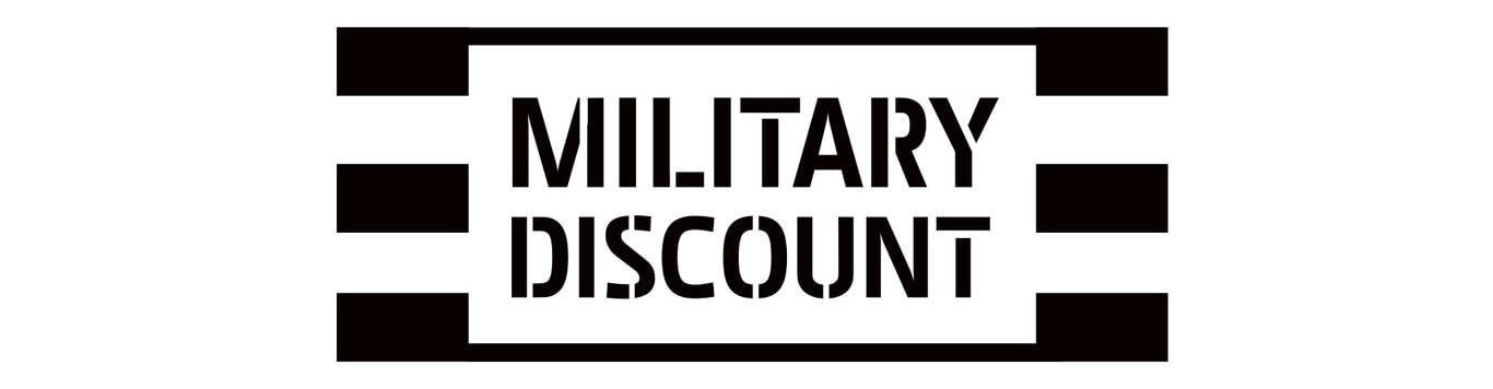Military discount details