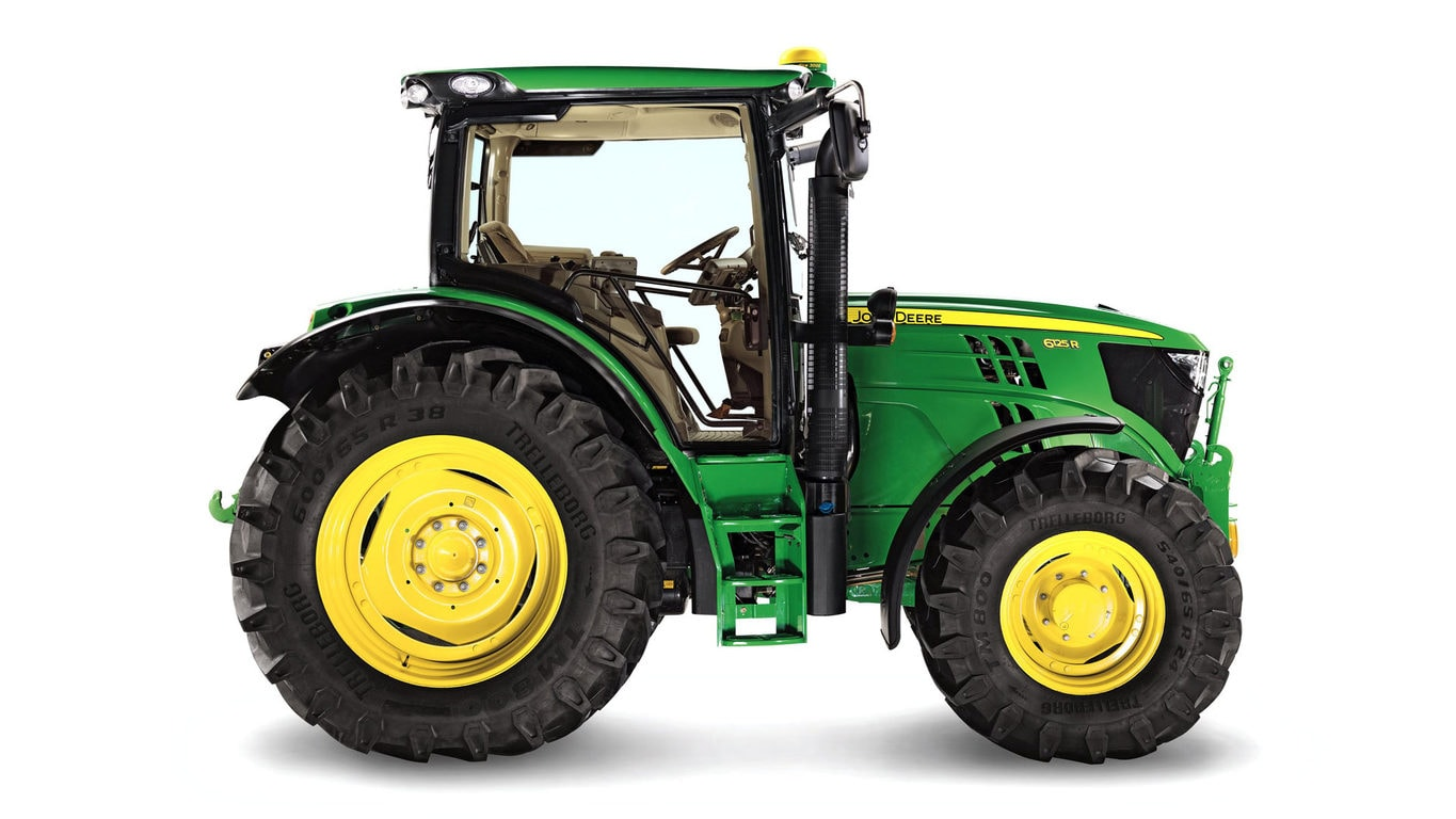 Side Picture Of Tractor : Livestock loyalty john deere us