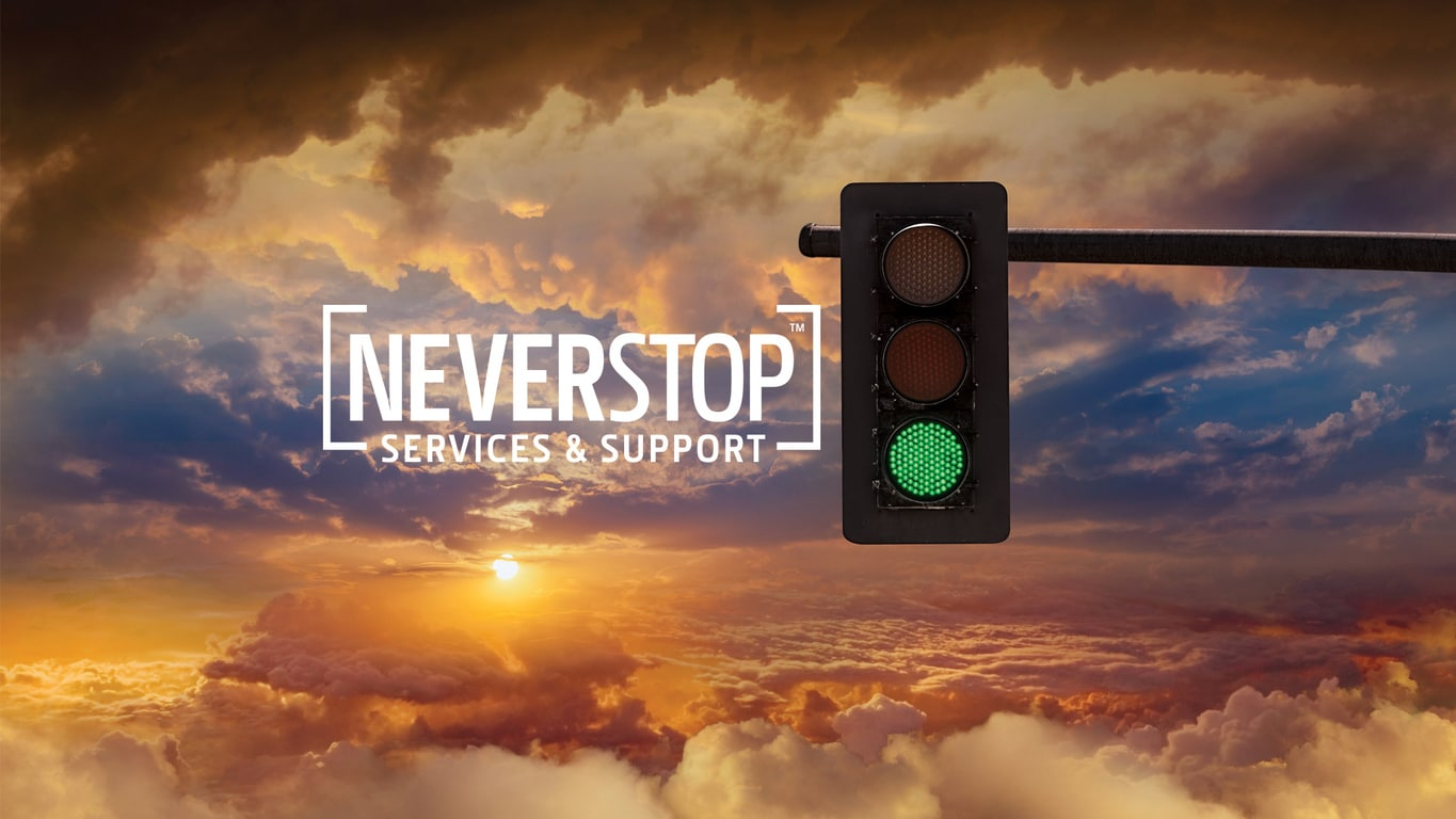 Neverstop Hero image