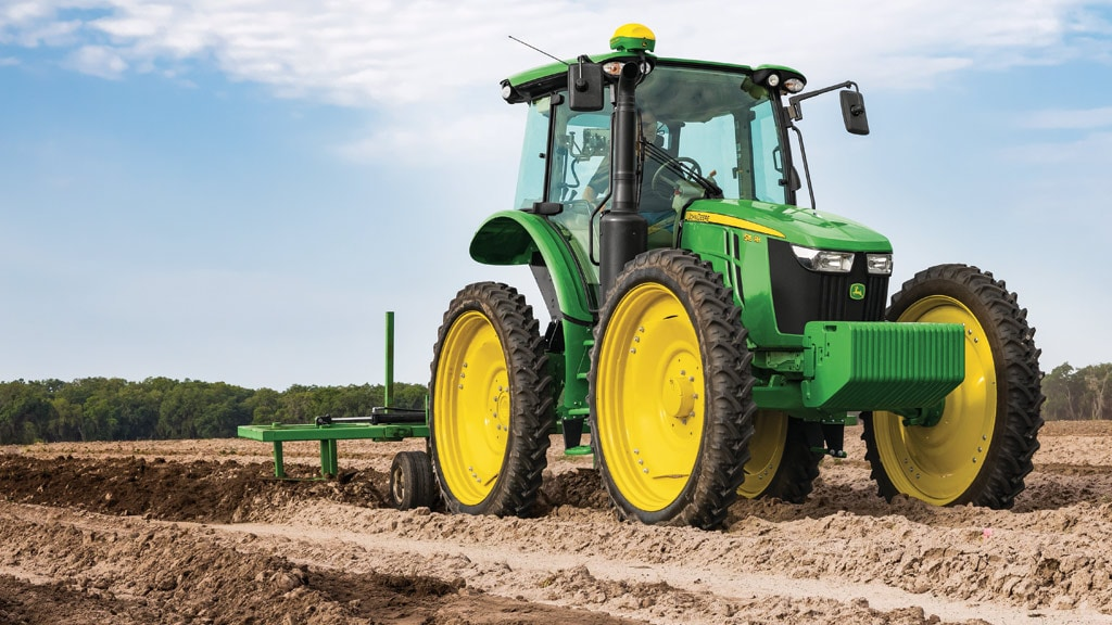 John Deere 5115H High Crop Tractor