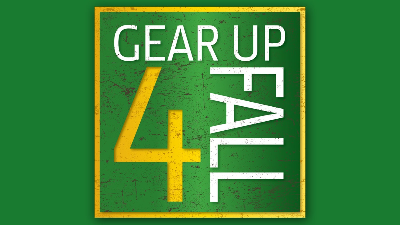 Gear Up for Fall logo