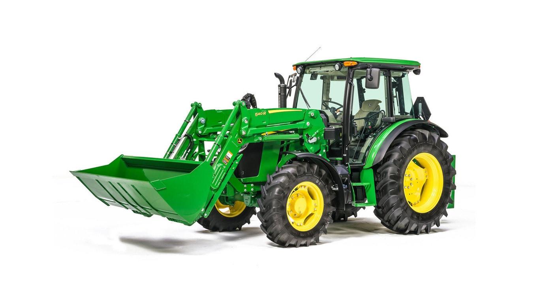 Studio image of 5M Utility Tractor