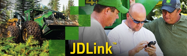 JDLink™ - Your Insight to Success - Get the visibility you need to take your business further.
