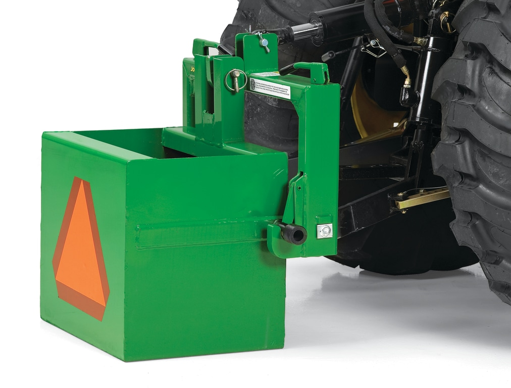 Tractor Ballast Box : Ballast boxes for sale john deere us