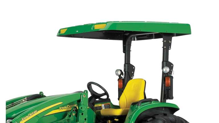 Save 15% on Compact Utility Tractor Canopies†