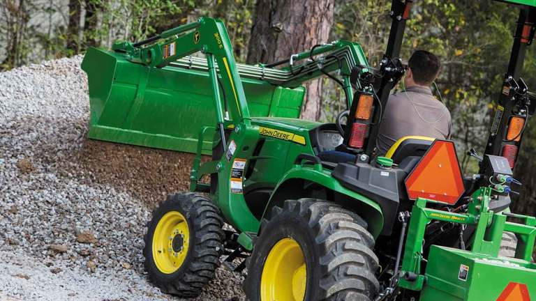 Save 15% on Two or More Compact Tractor Attachments†
