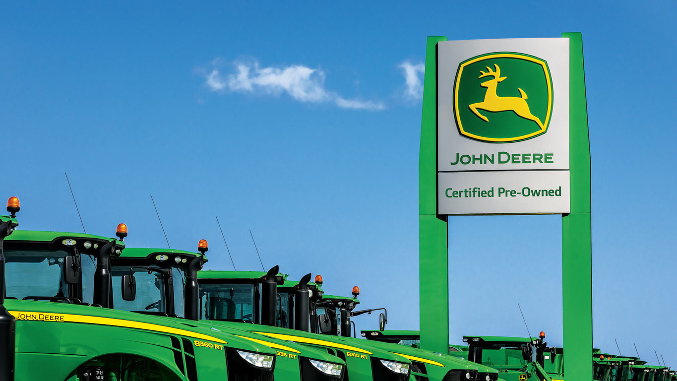 Used Tractors and Farm Equipment | John Deere US