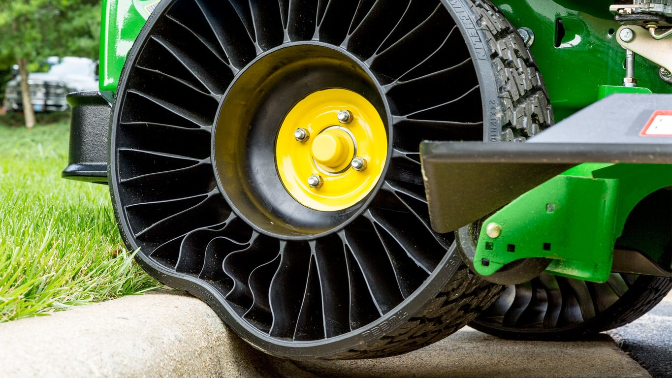 The Michelin X Tweel Turf Airless Radial Tire Online