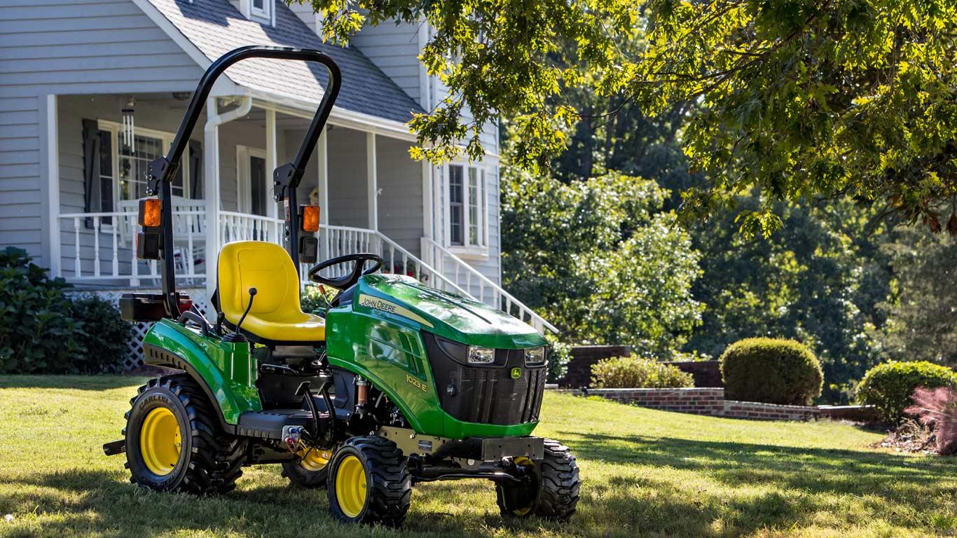 Compact Utility Tractors John Deere Us