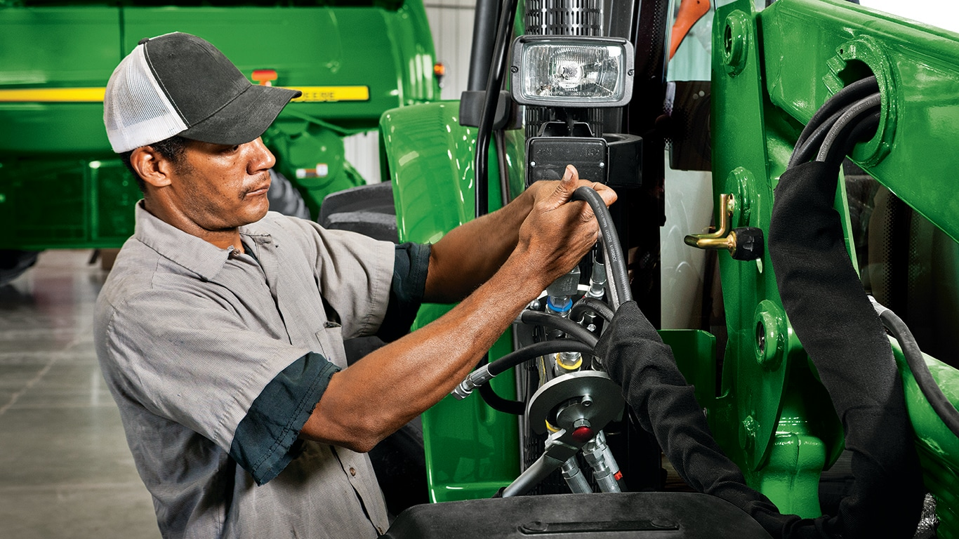 Are you interested in owning a John Deere dealership?