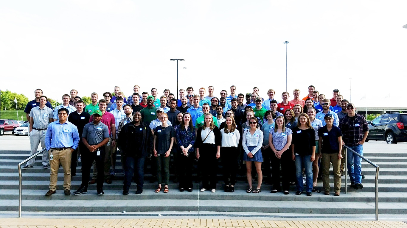 2018 Waterloo Intern Group