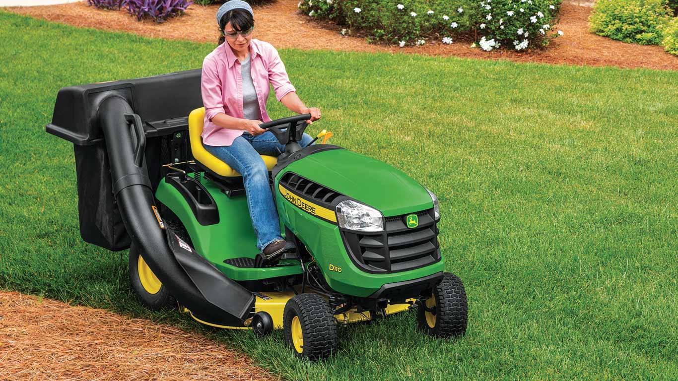 Garden Tractor Work Stand : Lawn tractors d series john deere us