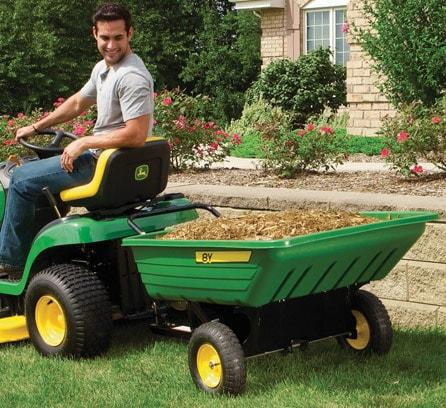 Riding Lawn Mower Attachments John Deere Us