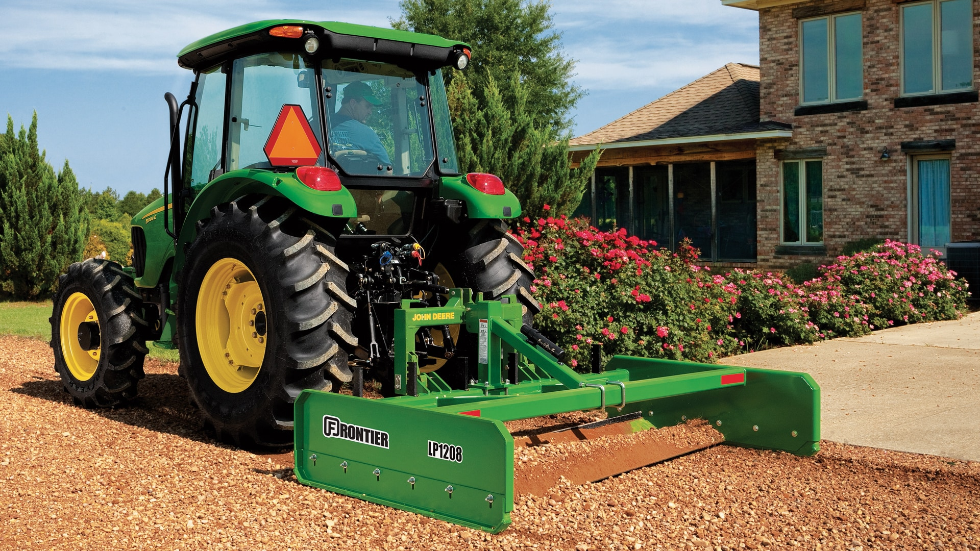Frontier™ Landscape Equipment | John Deere US
