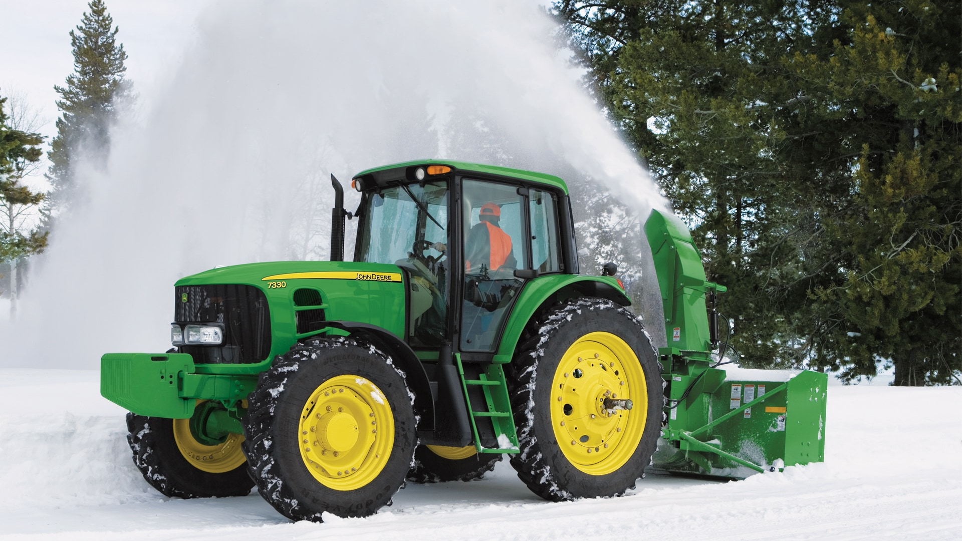 Frontier Snow Removal Equipment