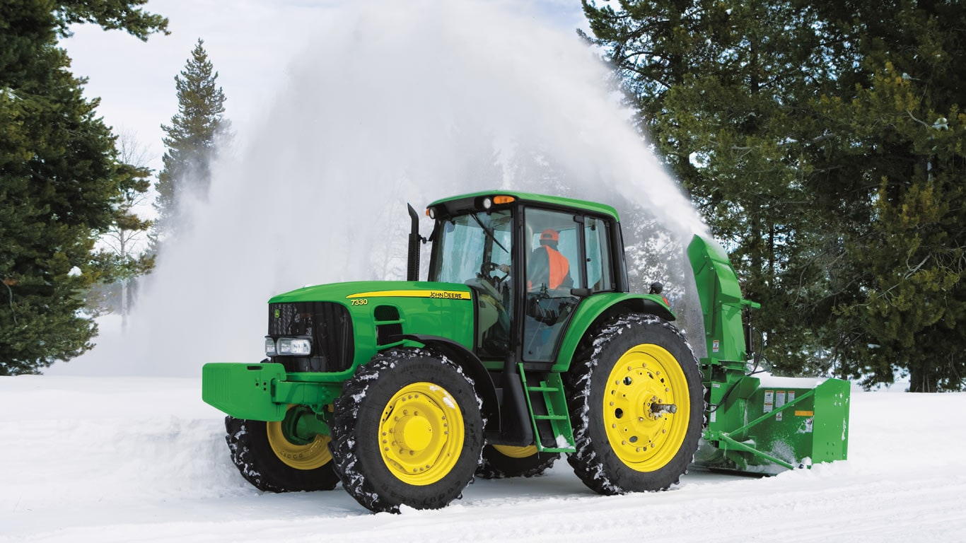 Frontier™ Snow Removal Equipment