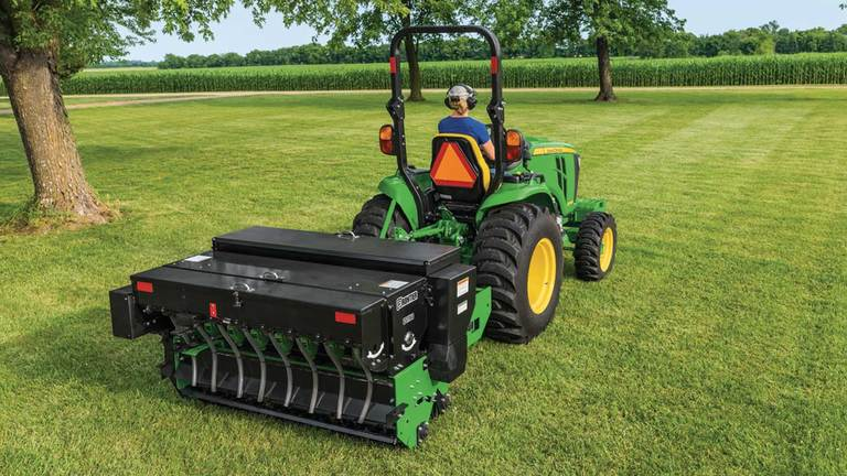 GS11 Series - Frontier™ Overseeder | Western Equipment