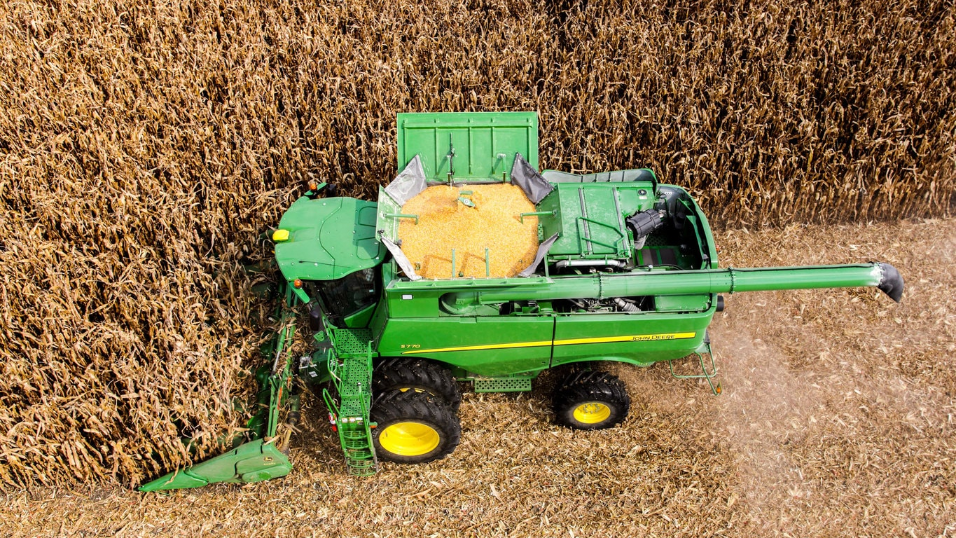 Grain Harvesting S770 Combine John Deere Us 2020 Wiring Harness Field Image Of Combines