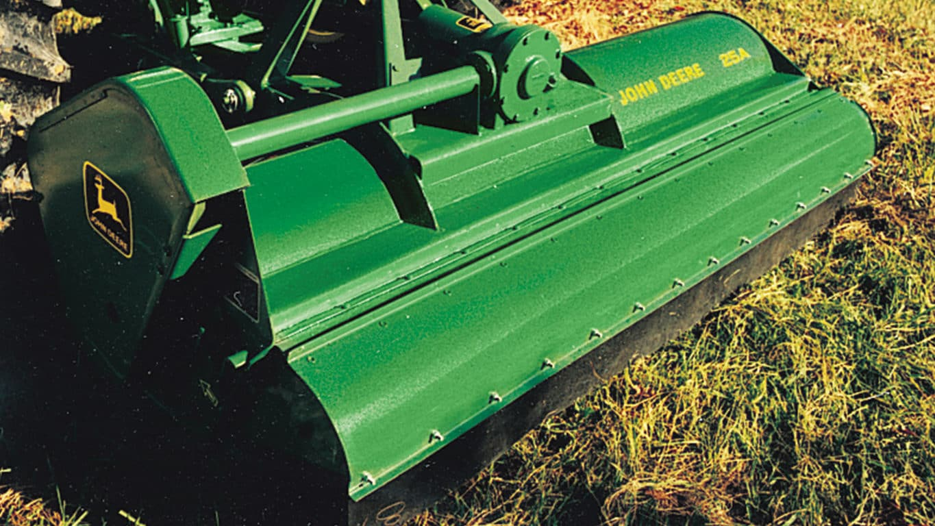 Cutters & Shredders | 25A Flail Mower | John Deere US