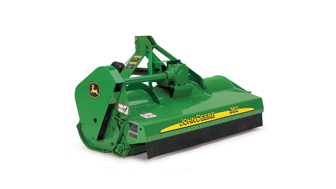Cutters & Shredders | 115 Drawn Flail Shredder | John Deere US