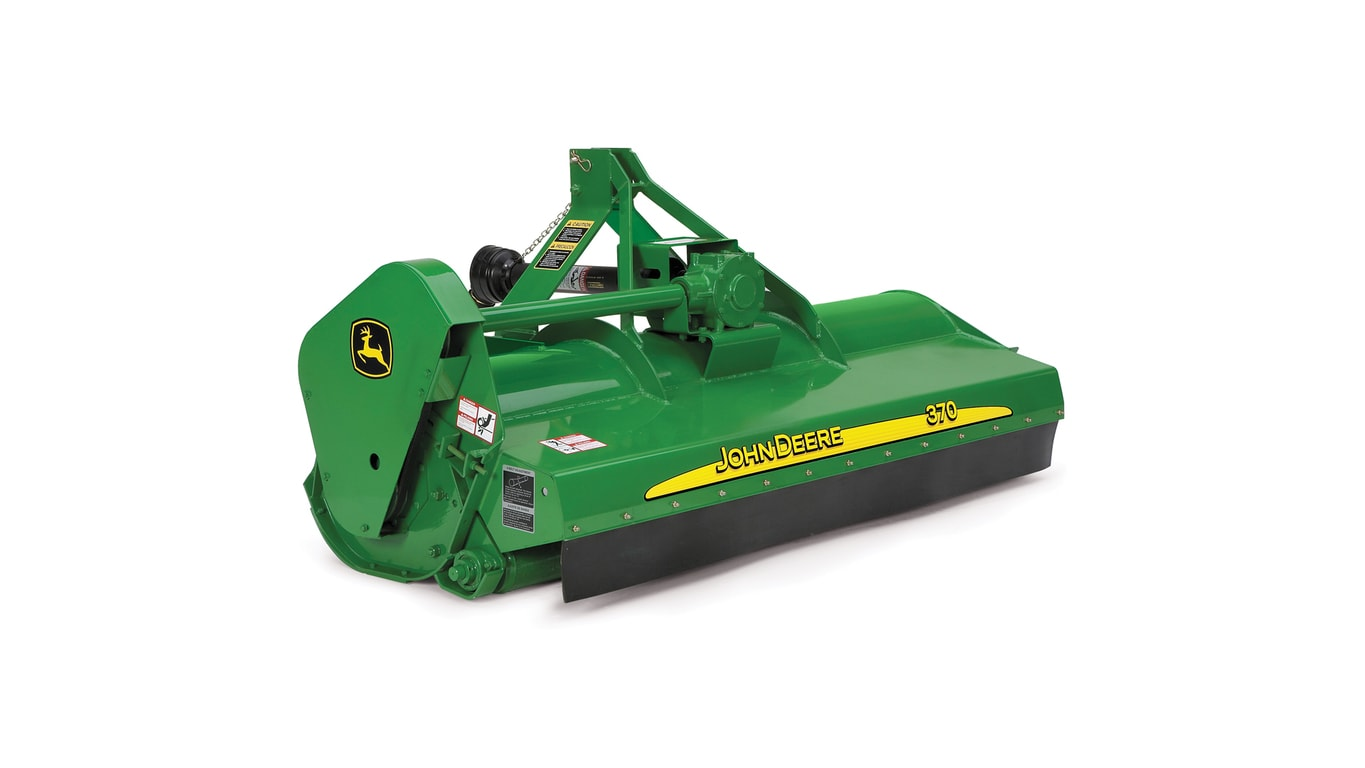 Cutters & Shredders | 370 Flail Mower | John Deere US