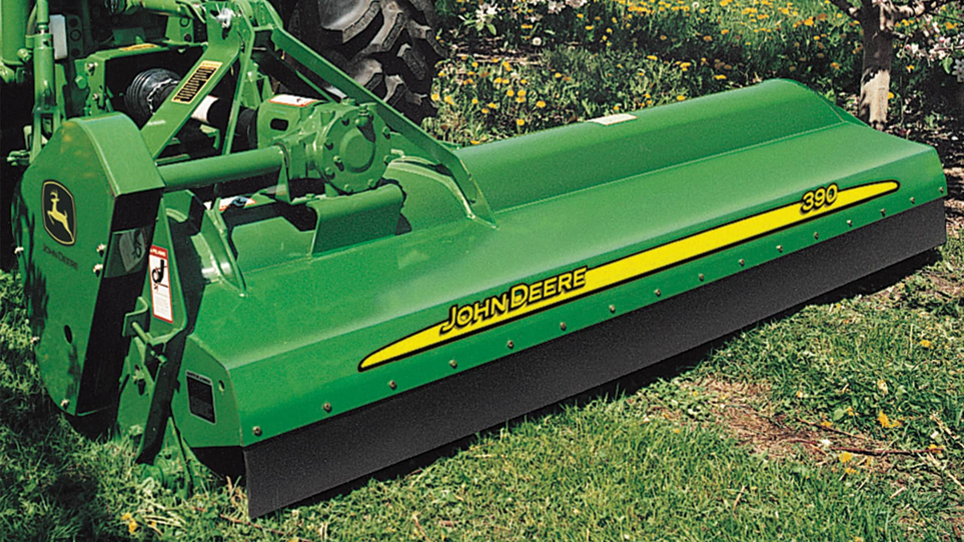 Flail Mowers and Shredders. Experience superior cutting performance with John  Deere's ...
