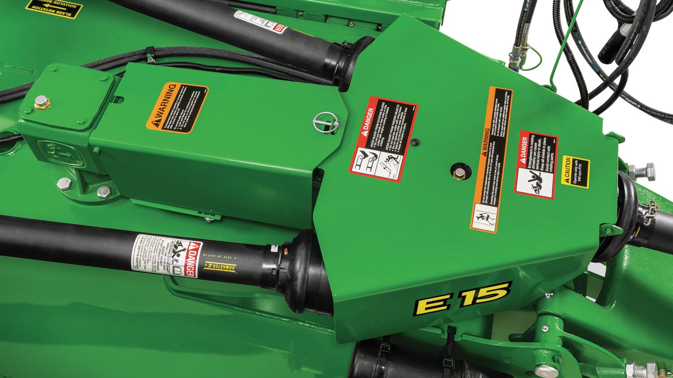 Studio image of E15 Rotary Cutter