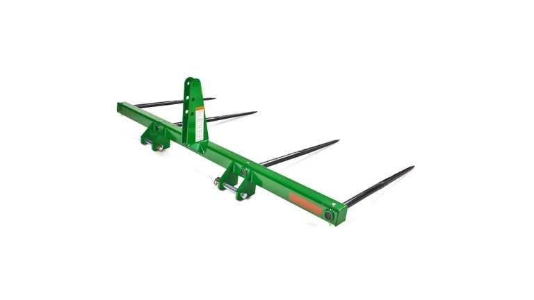 3-Point Hitch Bale Spears