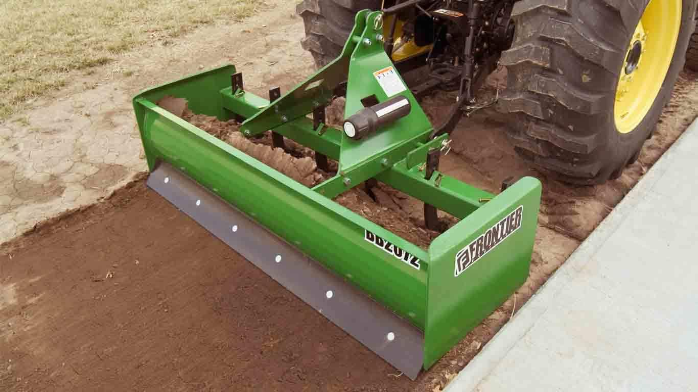 Landscaping Equipment | Frontier BB20 Box Blades | John Deere US